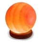 Large Globe Salt Lamp